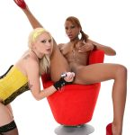 Duo naked uncensored erotic anime girls wallpaper high resolution | Sabrina Sweet and Katia de Lys